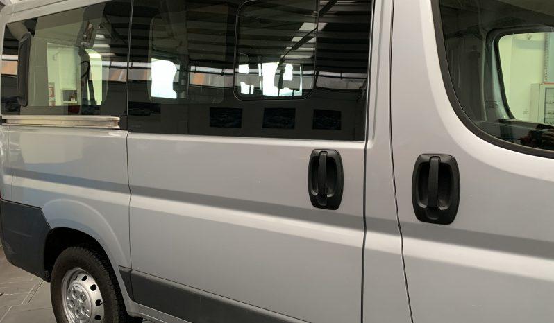 Citroen Jumper 9 POSTI con GANCIO TRAINO completo