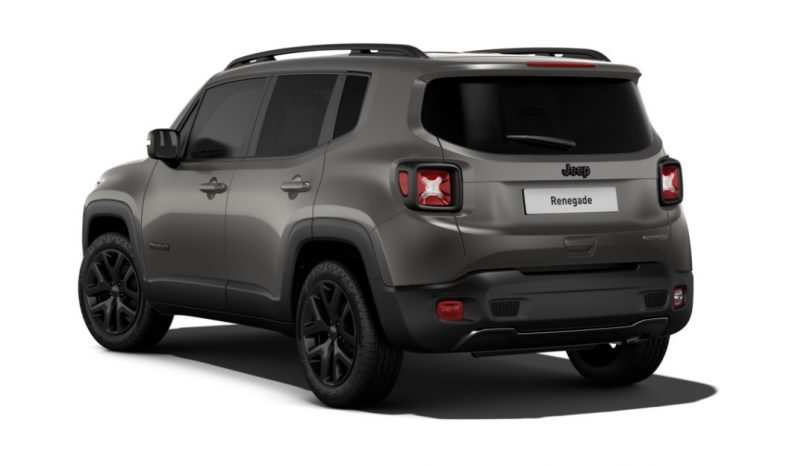 Jeep Renegade 1.0 T3 Night Eagle completo