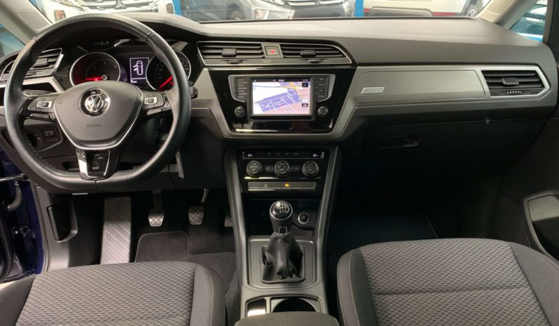 Volkswagen Touran 1.6 TDI 115 CV SCR Business BMT completo