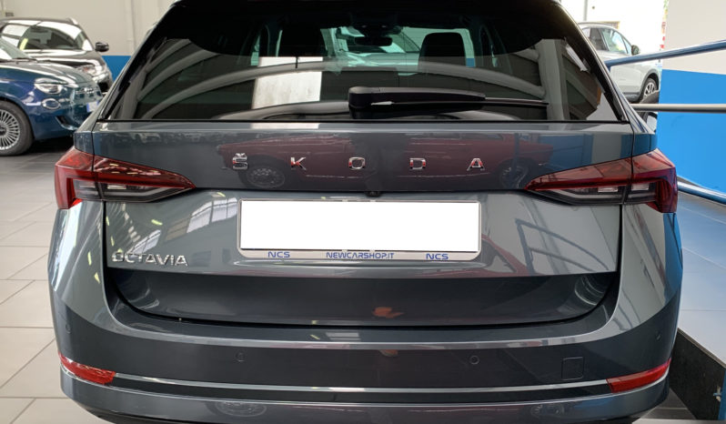 Skoda Octavia 2.0 TDI SCR 150 CV DSG Wagon Style completo