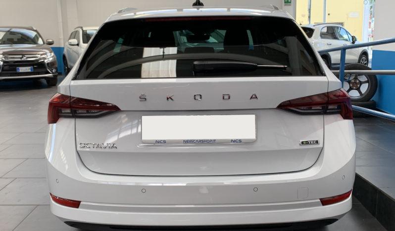 Skoda Octavia 1.5 e-TEC DSG Wagon Executive completo